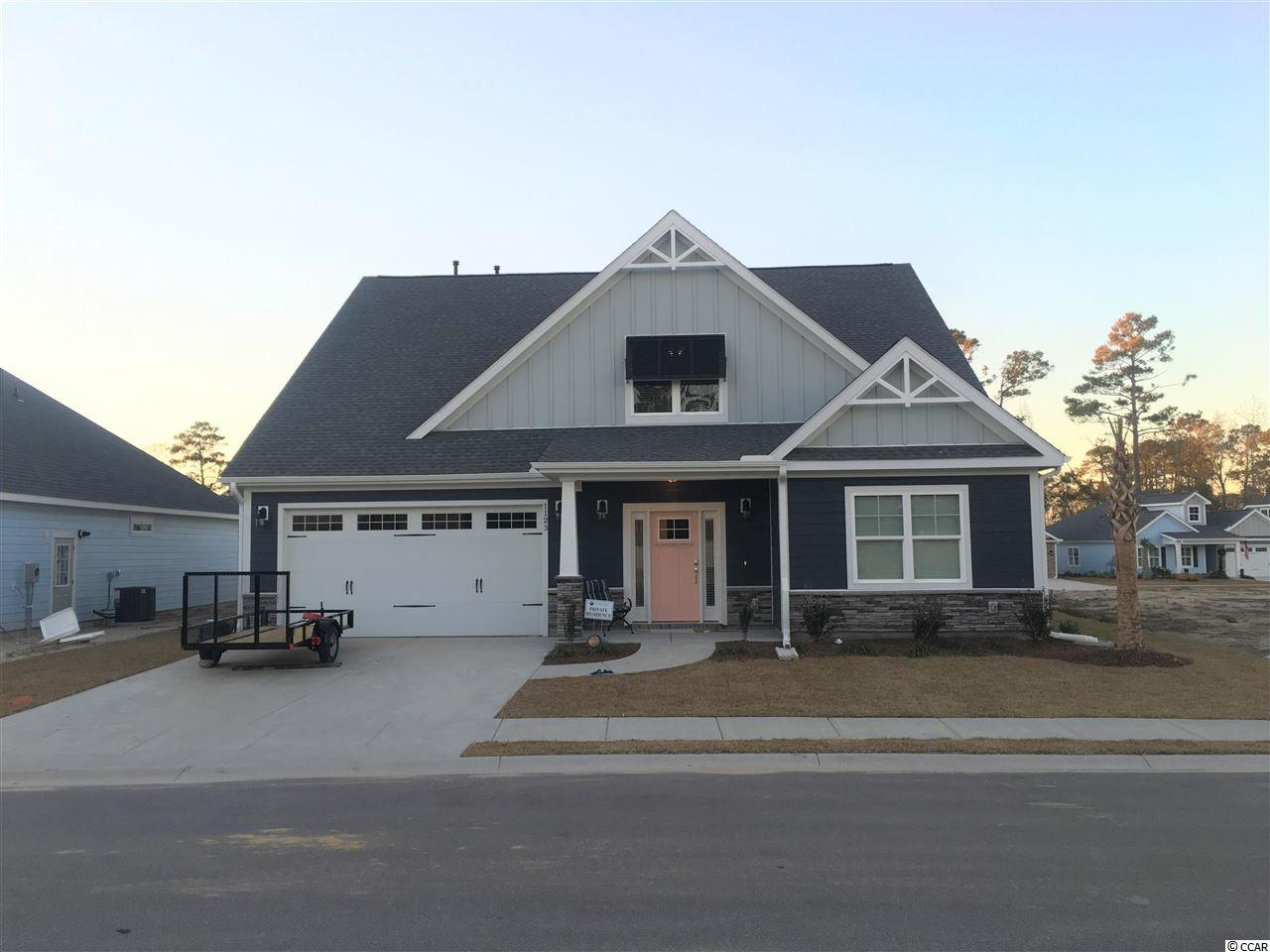 Detached MLS:1726405   1123 Doubloon Dr. North Myrtle Beach SC