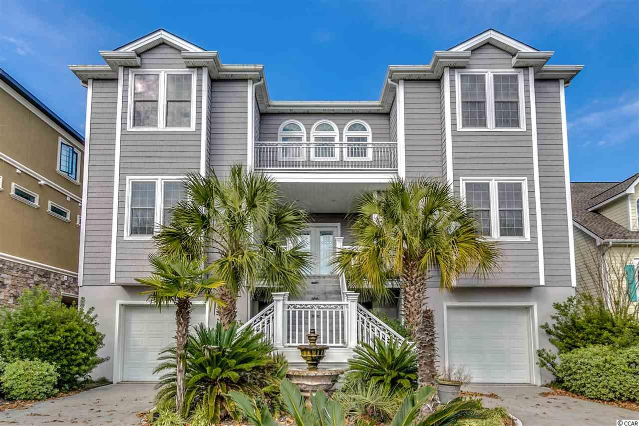 Single Family Home for Sale at 1603 Waterway Drive 1603 Waterway Drive North Myrtle Beach, South Carolina 29582 United States