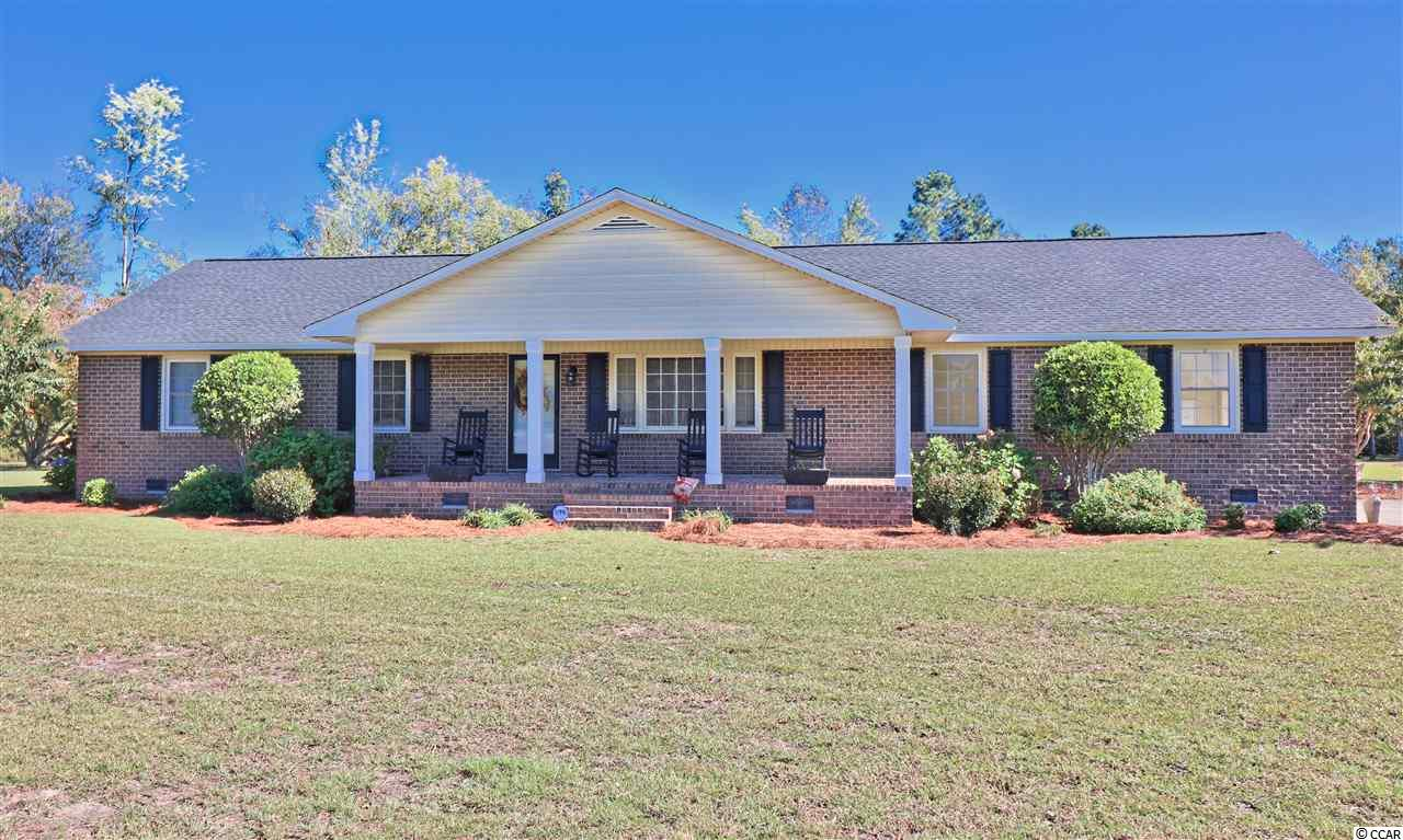 Ranch for Sale at 7161 Cookes Circle 7161 Cookes Circle Nichols, South Carolina 29581 United States