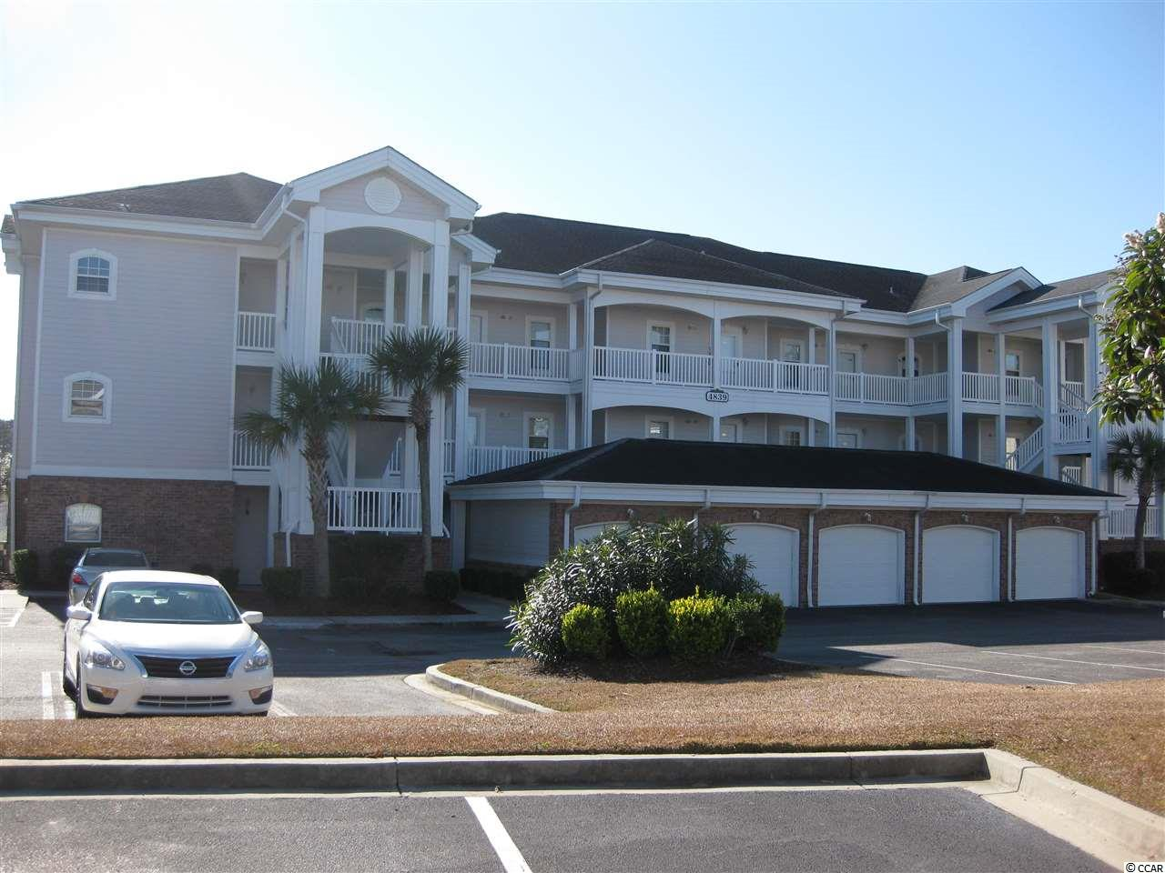 Golf Course View,End Unit Condo in Magnolia North : Myrtle Beach South Carolina