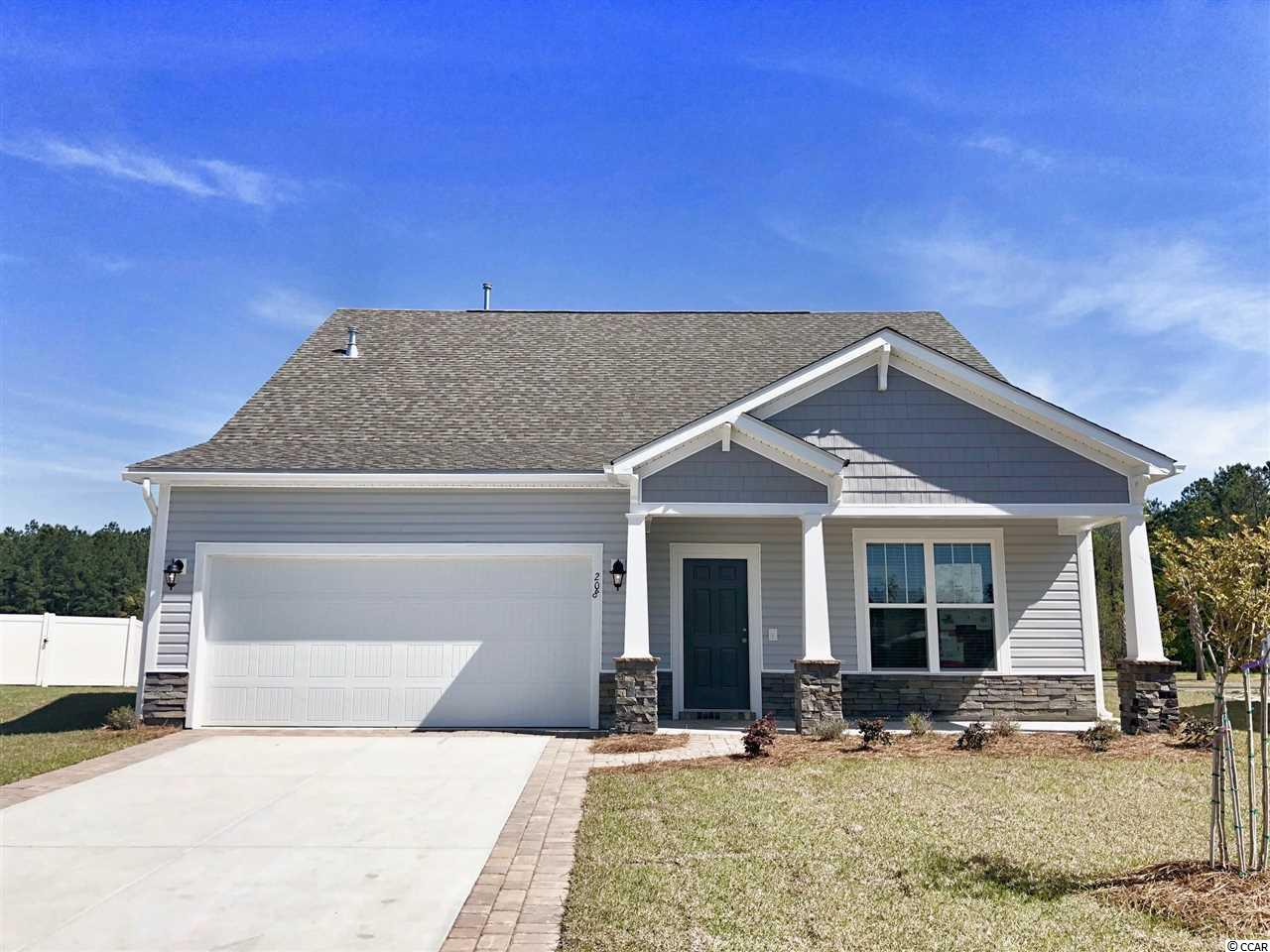 Detached MLS:1726566   208 Camilo Ct. Myrtle Beach SC