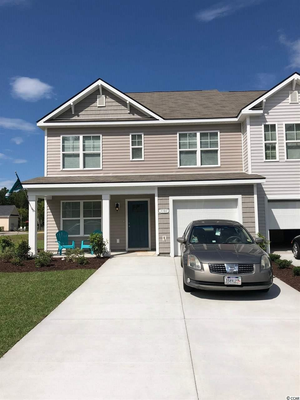 Townhouse MLS:1800023 Fairways at Wild Wing  1101 Fairway Lane Conway SC