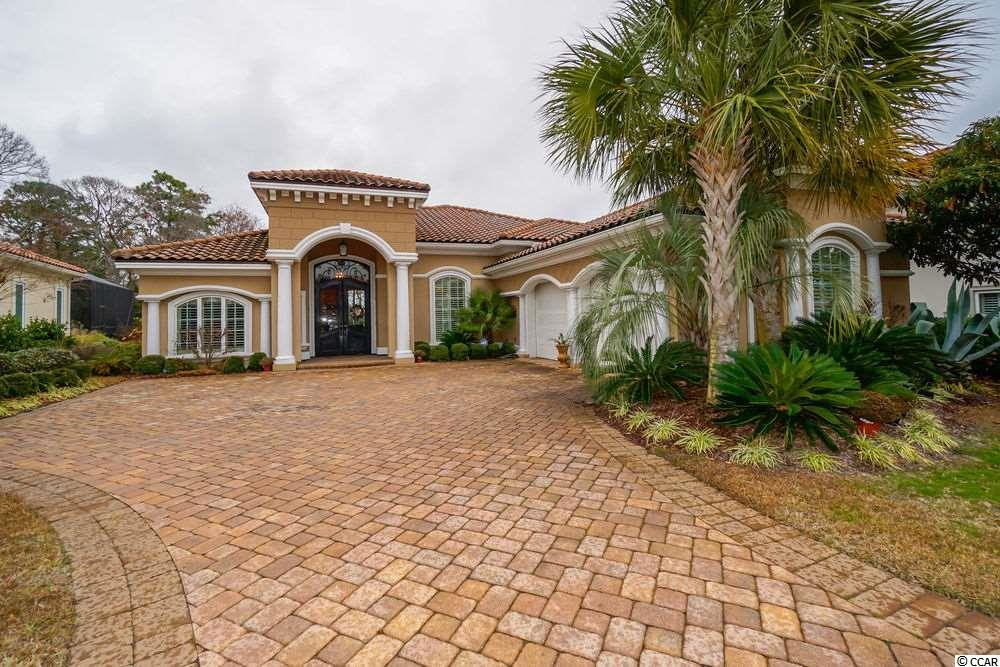 Detached MLS:1800044   7450 Catena Ln. Myrtle Beach SC