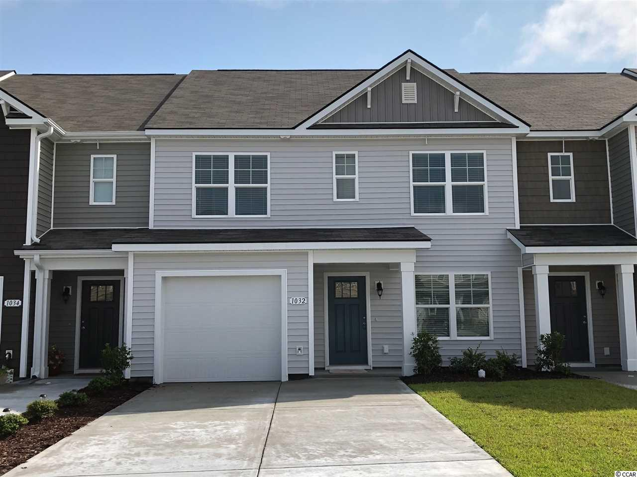 Townhouse MLS:1800050 Fairways at Wild Wing  1032 Tee Shot Drive Conway SC
