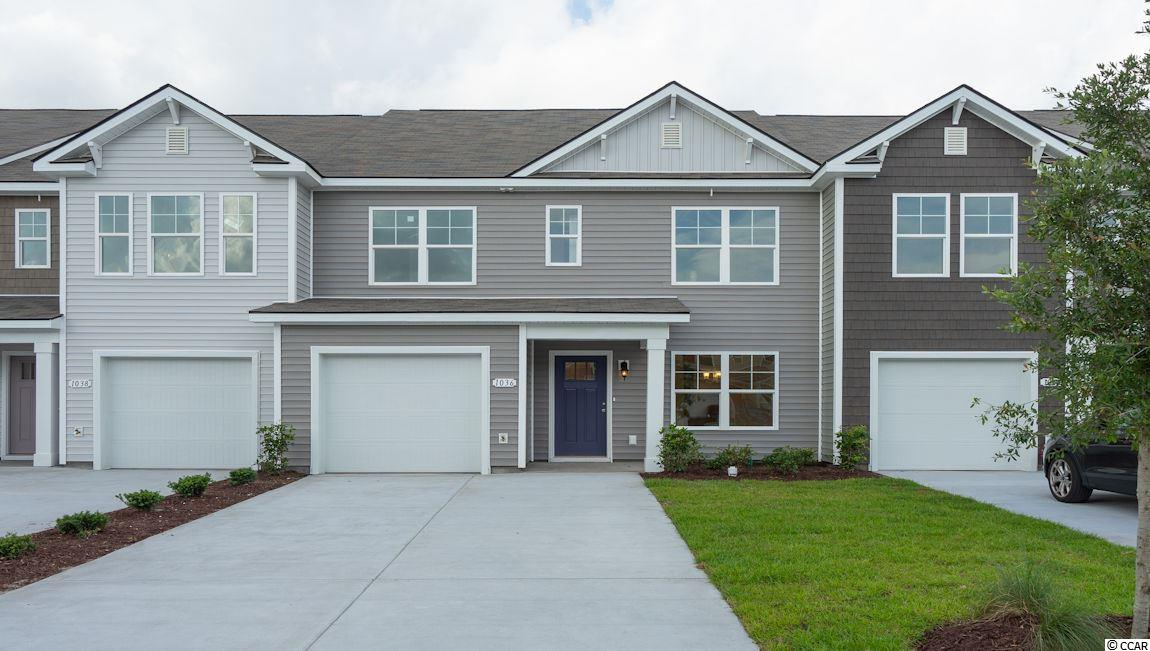Townhouse MLS:1800051 Fairways at Wild Wing  1036 Tee Shot Drive Conway SC
