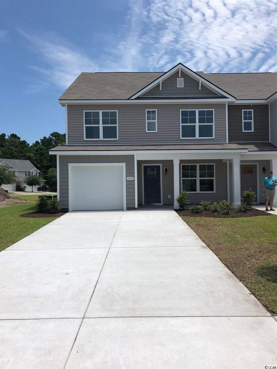 Townhouse MLS:1800052 Fairways at Wild Wing  1040 Tee Shot Drive Conway SC