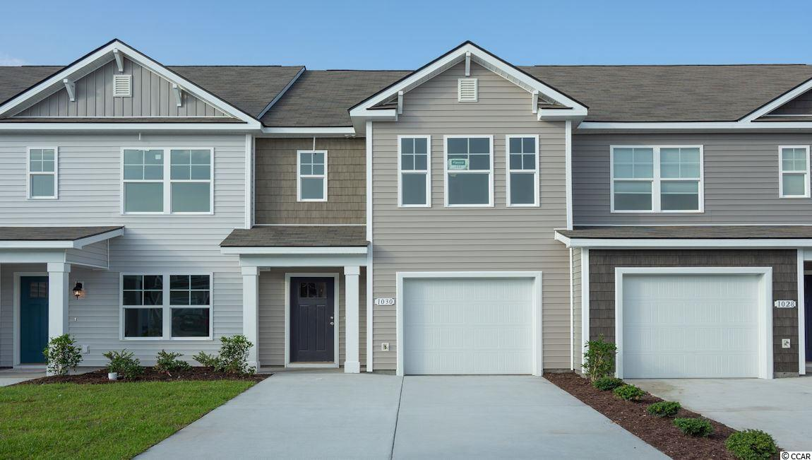 Townhouse MLS:1800053 Fairways at Wild Wing  1030 Tee Shot Drive Conway SC