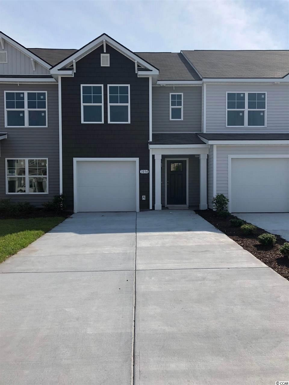 Townhouse MLS:1800057 Fairways at Wild Wing  1034 Tee Shot Drive Conway SC