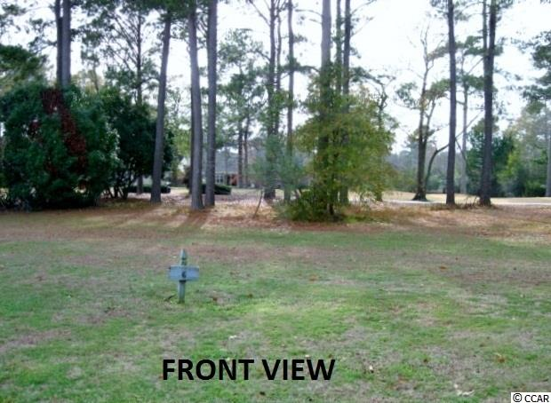 Land for Sale at Lot 9 Golf Court View Lot 9 Golf Court View Pawleys Island, South Carolina 29585 United States