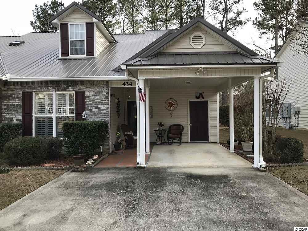 Townhouse MLS:1800069 Colonial Trace  434 Colonial Trace Drive Longs SC