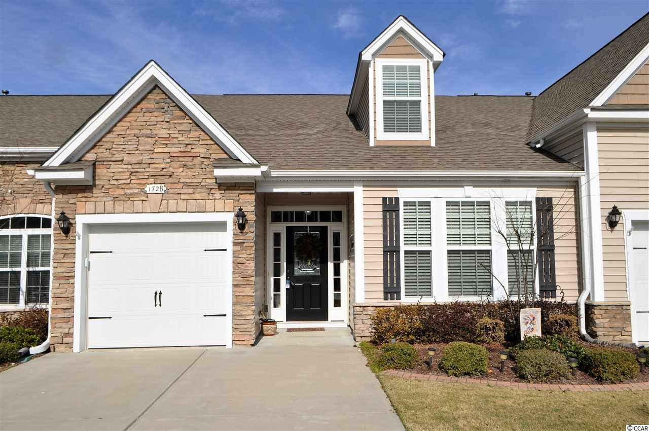 Townhouse for Sale at 172 Parmelee Drive B 172 Parmelee Drive B Murrells Inlet, South Carolina 29576 United States