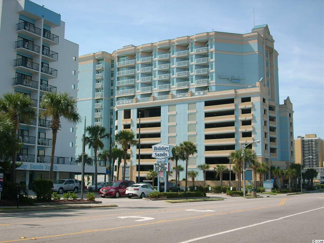 Condo MLS:1800096 Holiday Sands  2411 S Ocean Boulevard Myrtle Beach SC