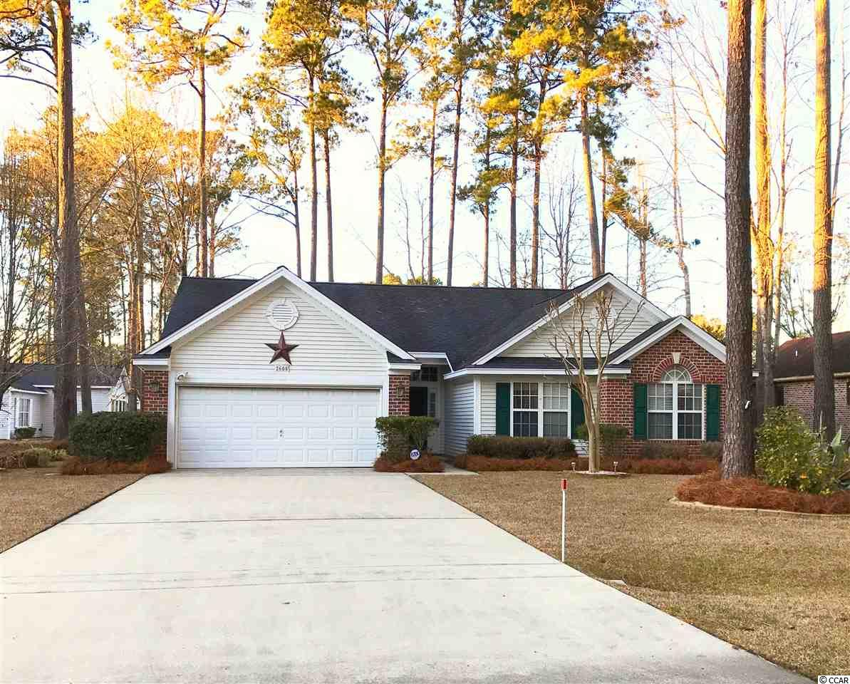 Single Family Home for Sale at 2605 Brick Drive 2605 Brick Drive Longs, South Carolina 29568 United States