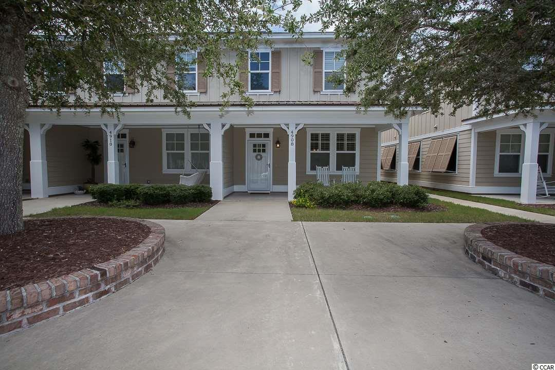 Condo / Townhome / Villa for Sale at 4908 N Market Street 4908 N Market Street North Myrtle Beach, South Carolina 29582 United States