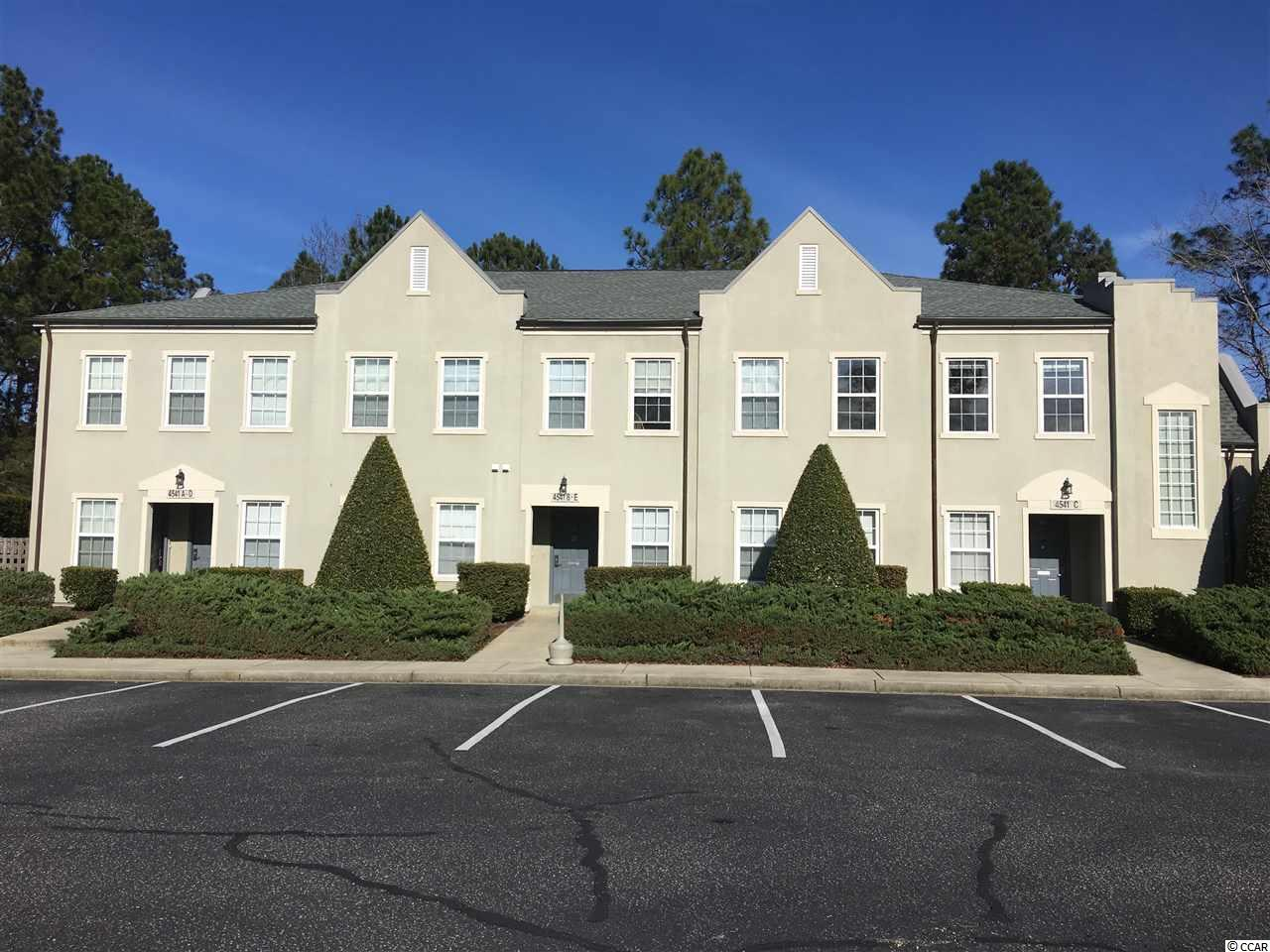 Condo MLS:1800166 Turnberry Park at the Legends  4541 GIRVAN DR. Myrtle Beach SC