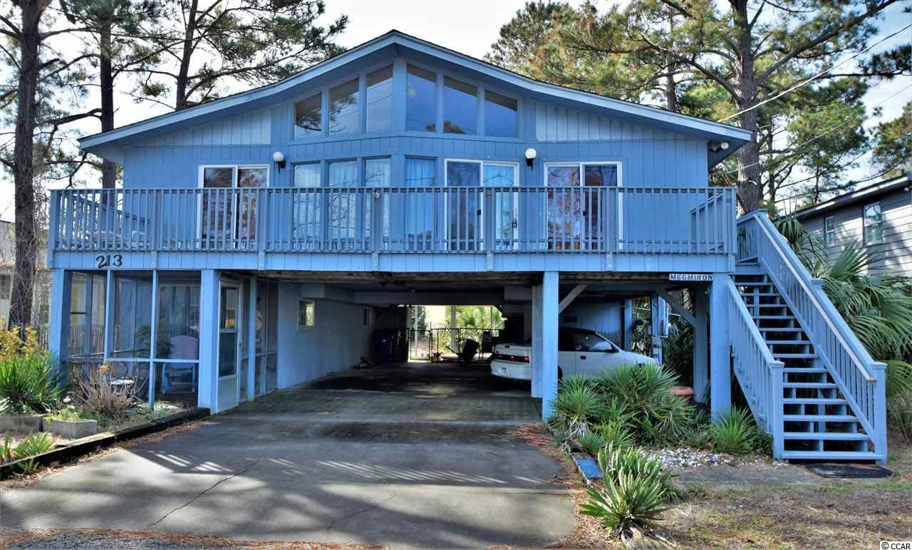 Single Family Home for Sale at 213 10th Avenue, South 213 10th Avenue, South Surfside Beach, South Carolina 29575 United States