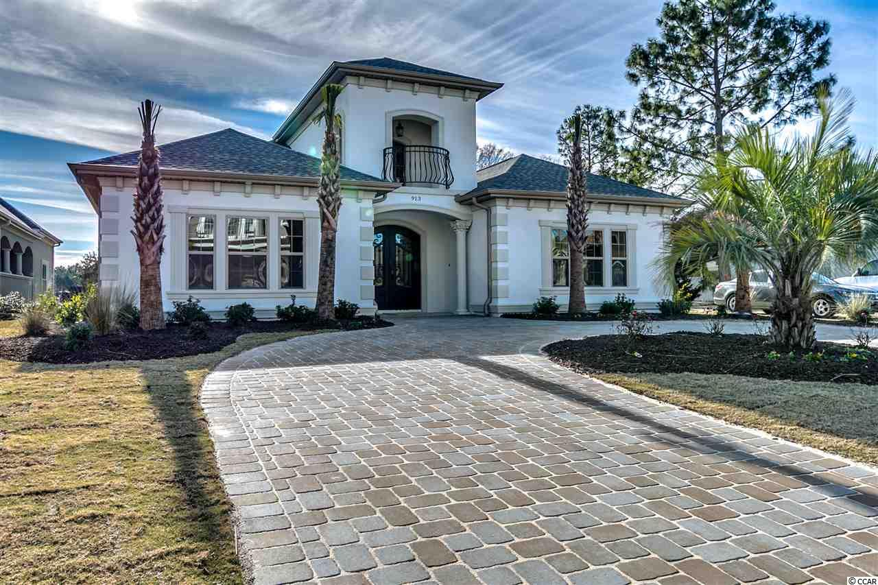 Detached MLS:1800203   913 Bluffview Drive Myrtle Beach SC