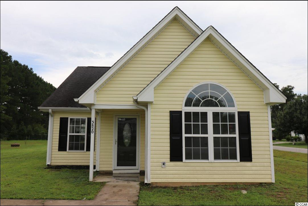 Detached MLS:1800206   3820 Harden Dr. Conway SC