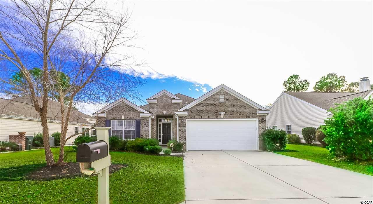 Detached MLS:1800220   2333 Windmill Way Myrtle Beach SC