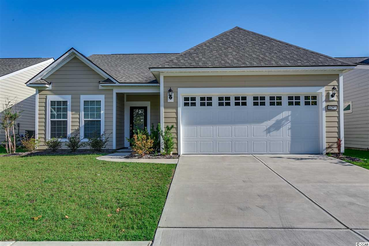 Detached MLS:1800234   1285 Prescott Circle Myrtle Beach SC