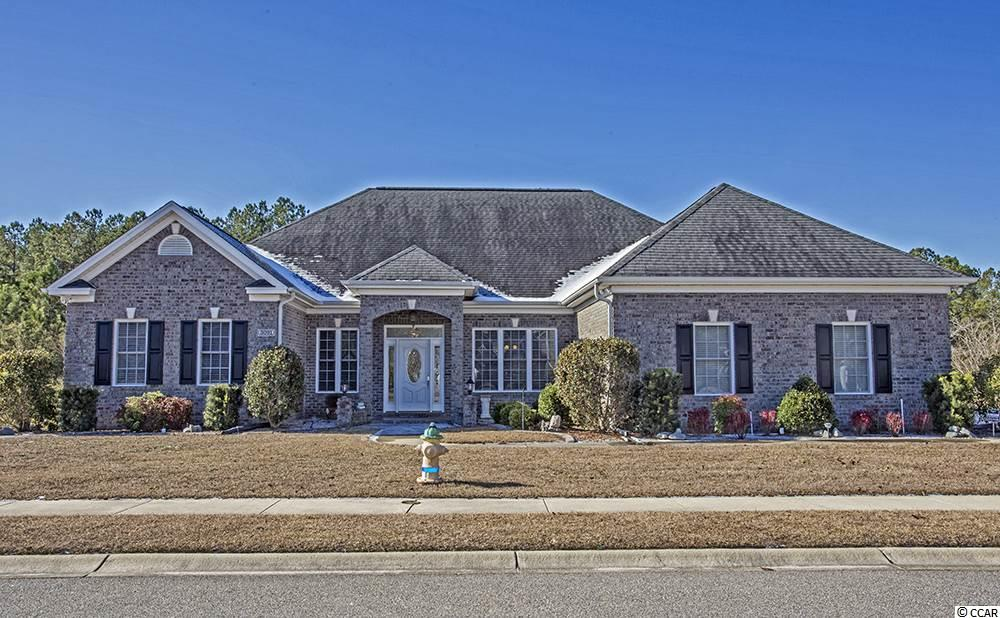 Detached MLS:1800264   3091 Bayhaven Drive Myrtle Beach SC
