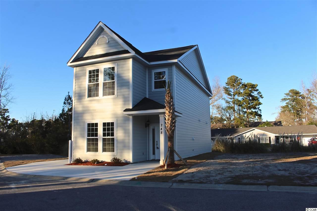 Detached with HPR MLS:1800338   TBD Kings Crossing Road Lot 302 Garden City Beach SC