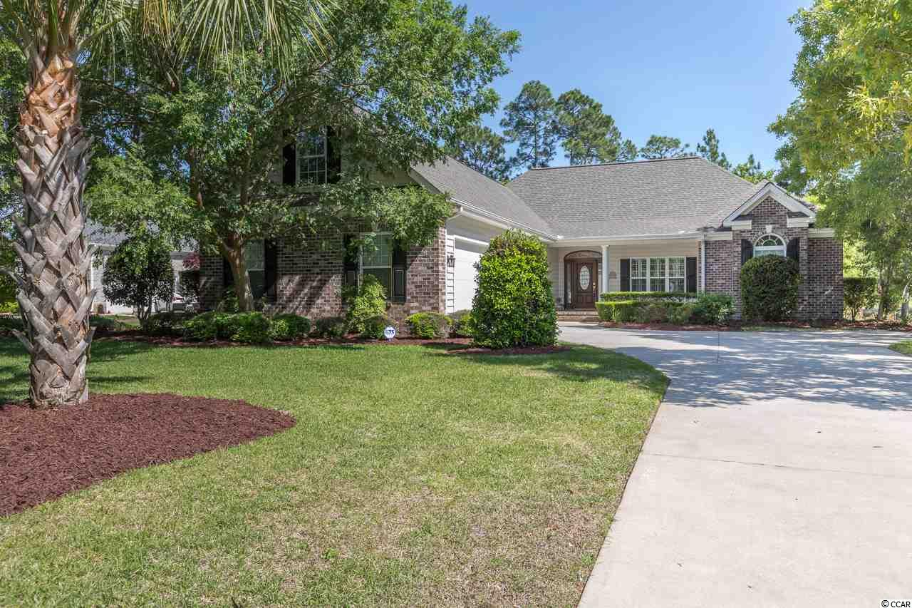 Detached MLS:1800344   4103 Girvan Dr. Myrtle Beach SC