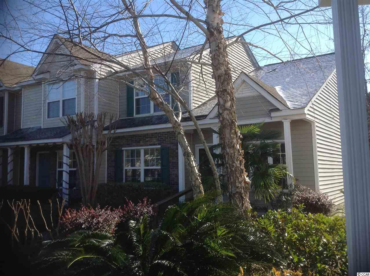 Townhouse MLS:1800351 PARKVIEW SUBDIVISION - 17TH AVE.  959 Pendant Circle Myrtle Beach SC