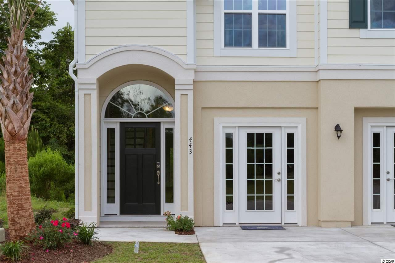 Single Family Home for Sale at 443 7th Ave. S. 443 7th Ave. S. North Myrtle Beach, South Carolina 29582 United States