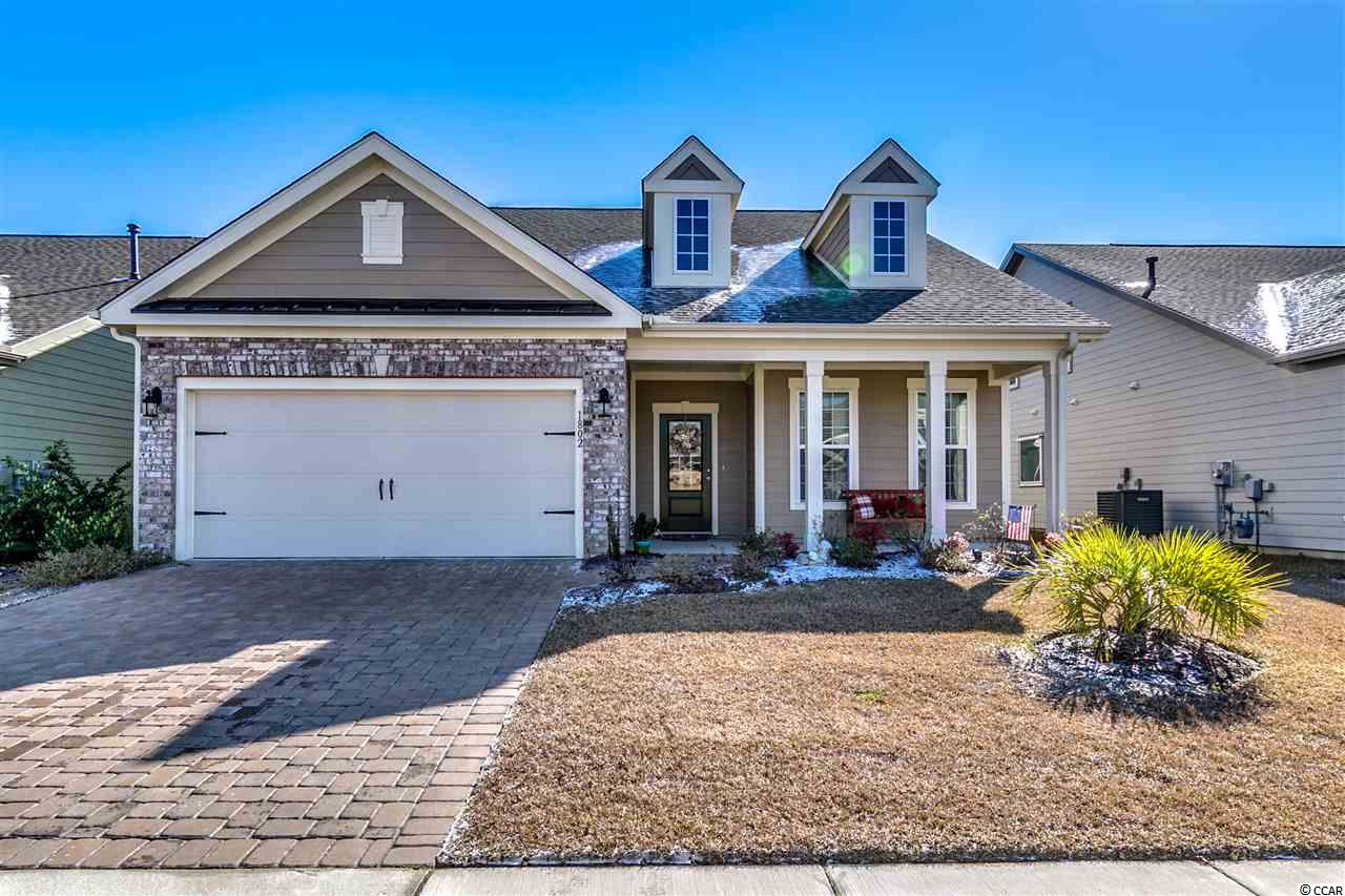 Single Family Home for Sale at 1802 Bluff Drive 1802 Bluff Drive Myrtle Beach, South Carolina 29577 United States