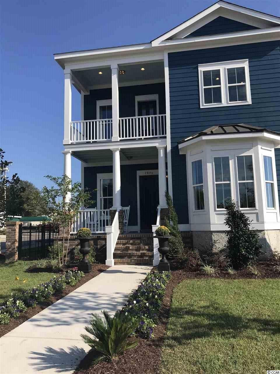 Detached MLS:1800368   7896 Porcher Dr. Myrtle Beach SC