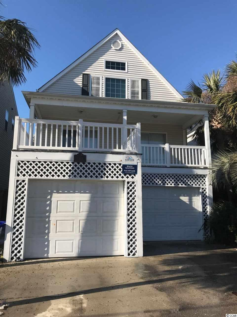 Single Family Home for Sale at 1014 S Ocean Blvd 1014 S Ocean Blvd Surfside Beach, South Carolina 29575 United States
