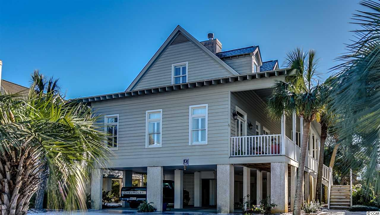 Single Family Home for Sale at 86 Compass Court 86 Compass Court Pawleys Island, South Carolina 29585 United States