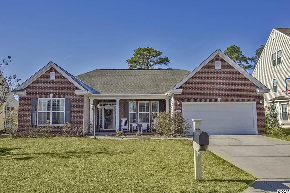Detached MLS:1800423   5137 Fairmont Lane Myrtle Beach SC
