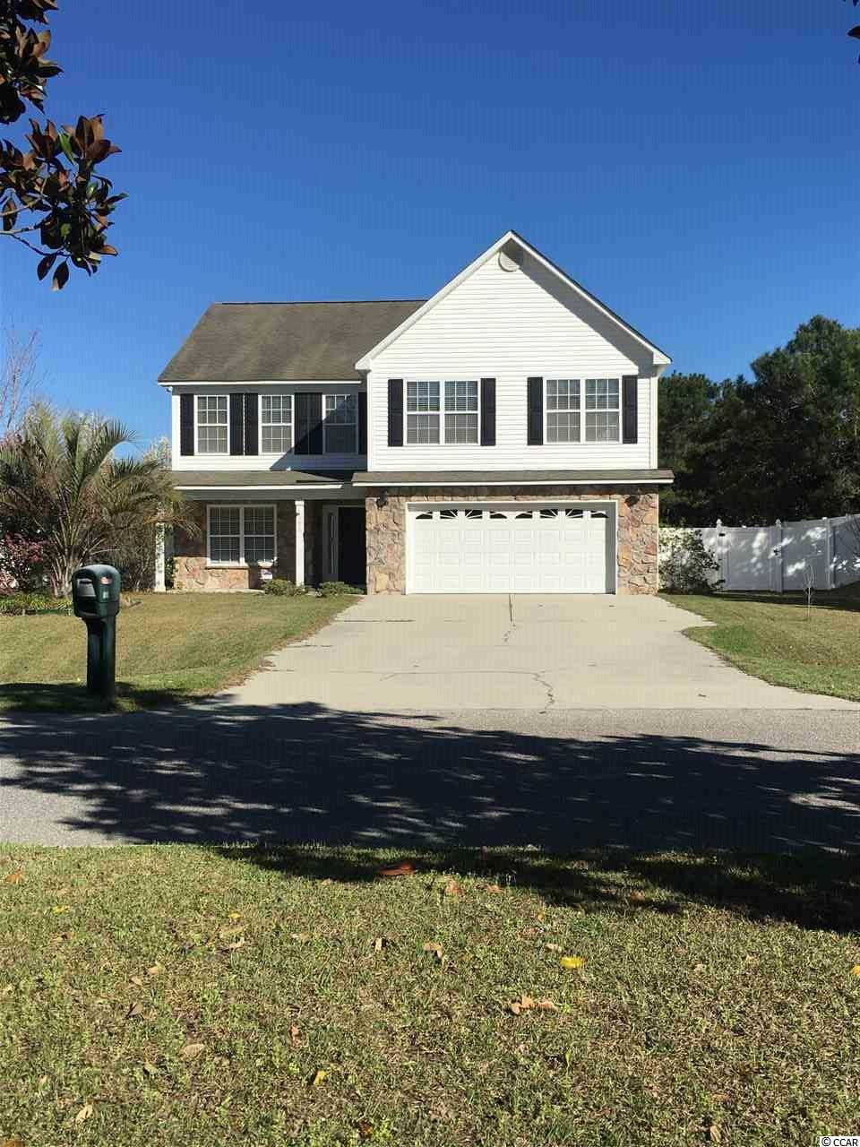 Single Family Home for Sale at 100 Dunbarton Lane 100 Dunbarton Lane Conway, South Carolina 29526 United States