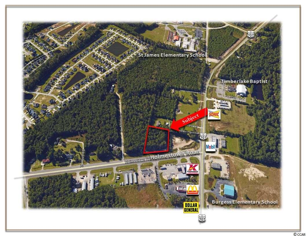 Additional photo for property listing at Holmestown Road Holmestown Road Myrtle Beach, South Carolina 29577 United States