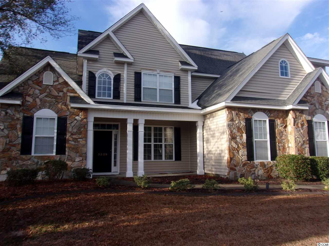 Single Family Home for Sale at 3329 Prioloe Drive 3329 Prioloe Drive Myrtle Beach, South Carolina 29588 United States