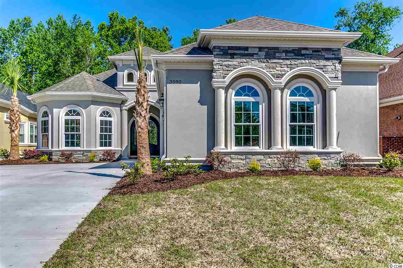 Single Family Home for Sale at 3090 Marsh Island 3090 Marsh Island Myrtle Beach, South Carolina 29579 United States