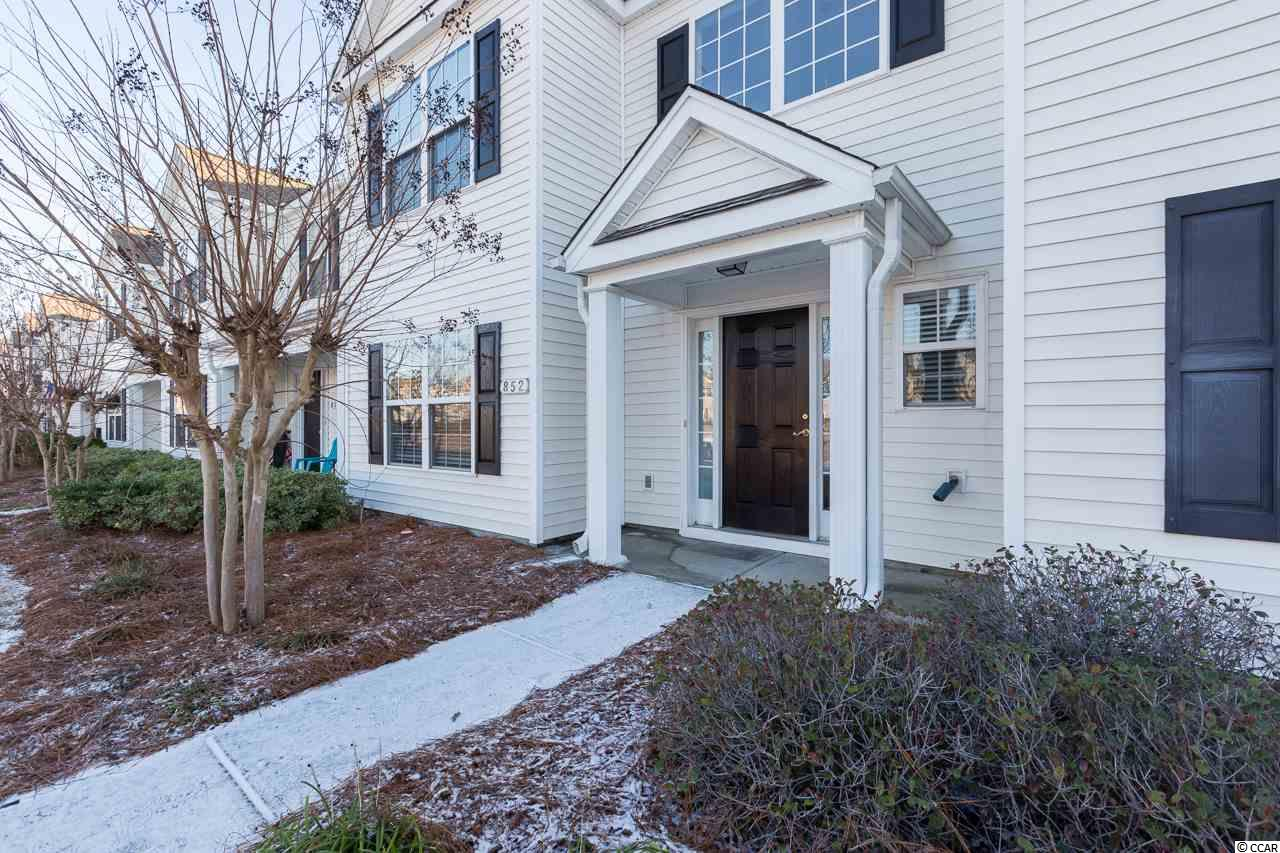 Townhouse MLS:1800500 The Orchards at The Farm  852 Barn Owl Court Myrtle Beach SC