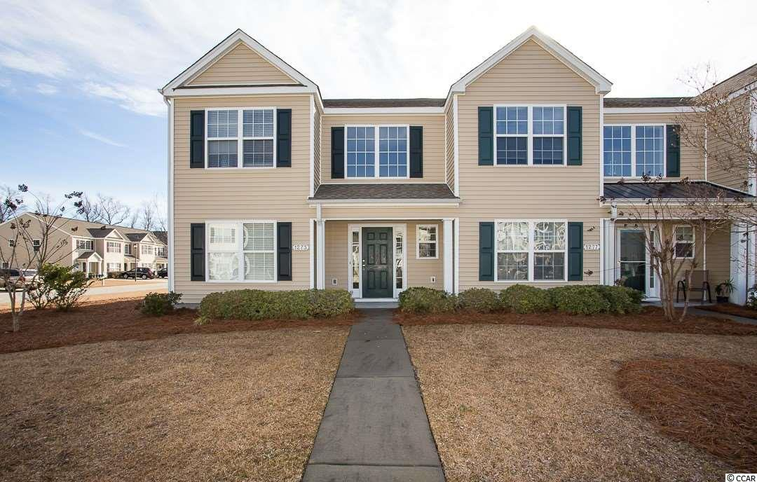 Townhouse MLS:1800527 The Orchards at The Farm  1273 Harvester Circle Myrtle Beach SC