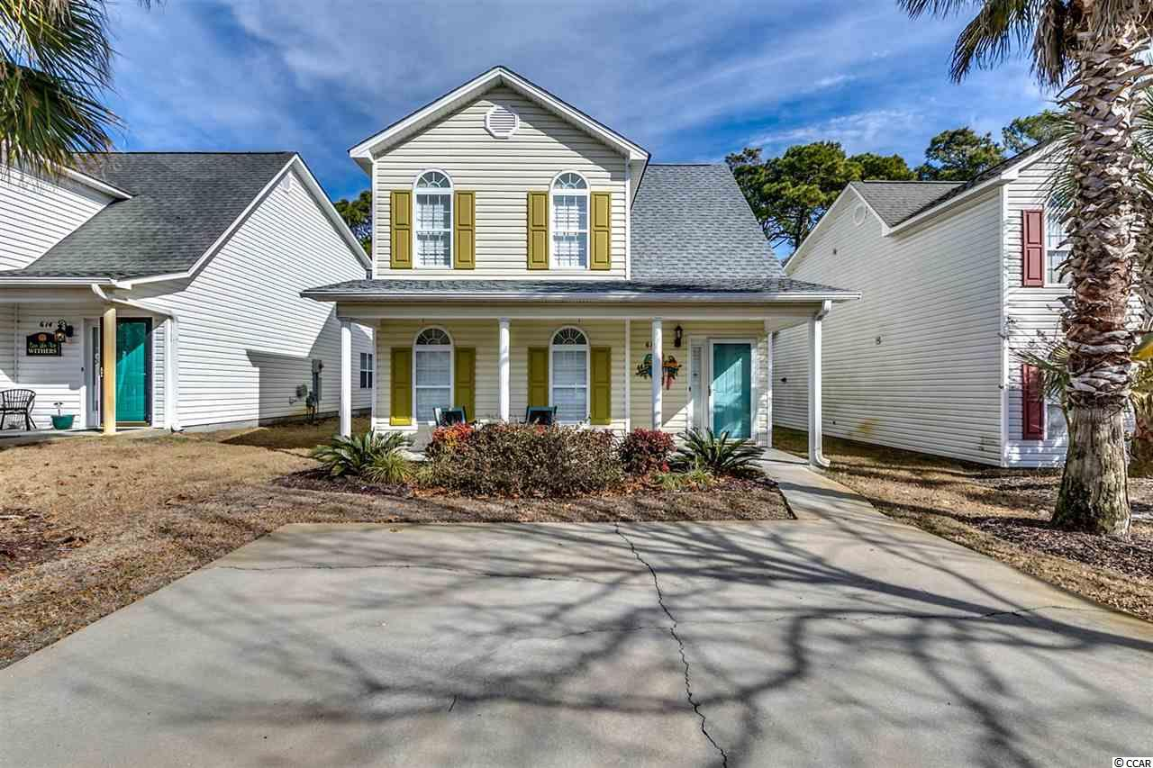 Detached MLS:1800532   612 24th Ave S North Myrtle Beach SC