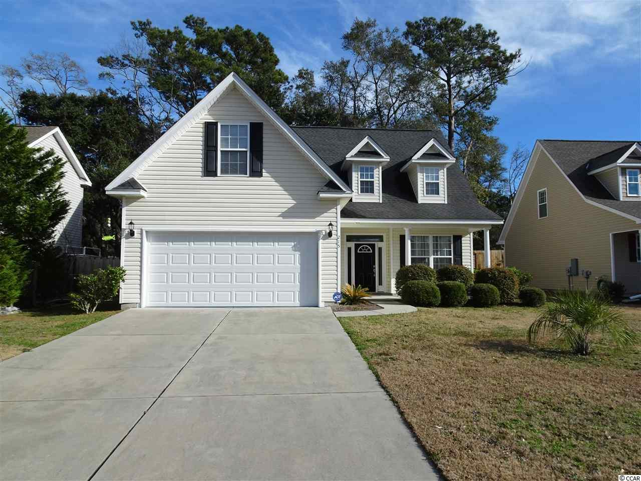 Single Family Home for Sale at 215 Chesapeake Lane 215 Chesapeake Lane Murrells Inlet, South Carolina 29576 United States