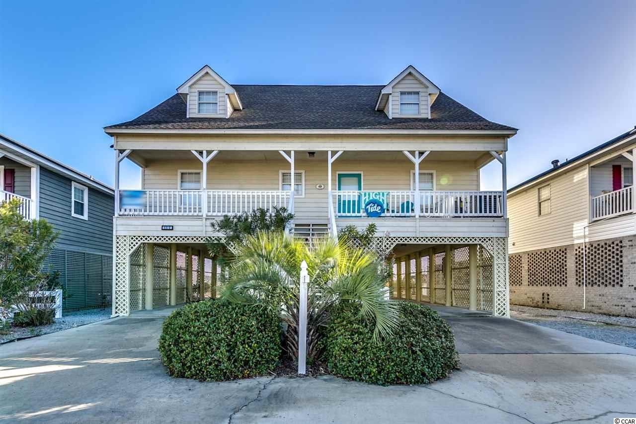 Detached MLS:1800618   5108 N Ocean Blvd North Myrtle Beach SC