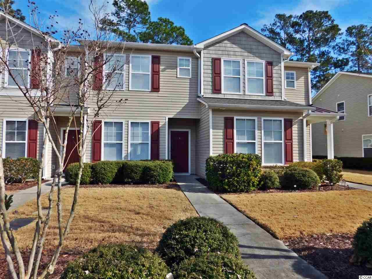 Townhouse MLS:1800711 WELLINGTON - SOCASTEE  108 Olde Towne Way Myrtle Beach SC