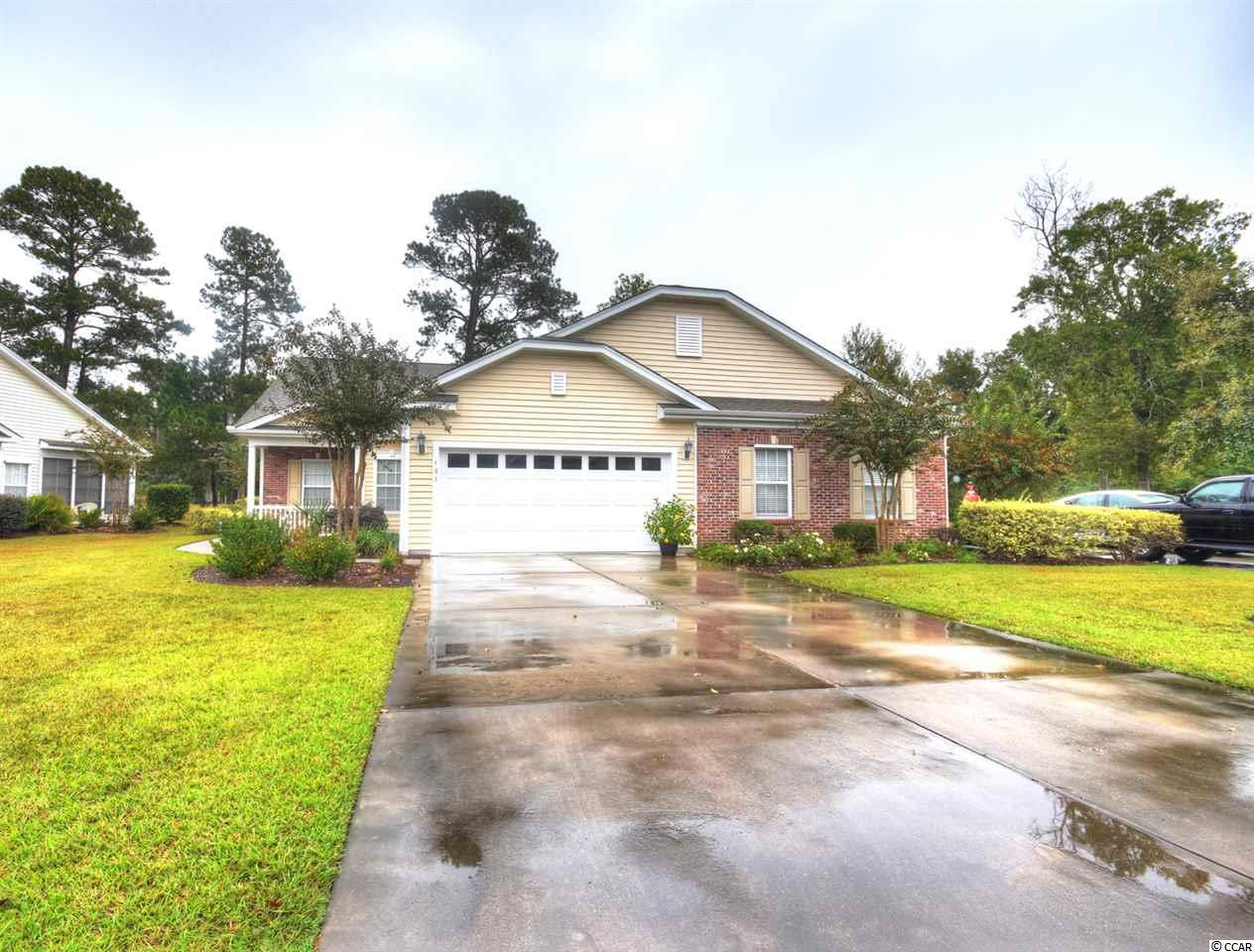 1/2 Duplex MLS:1800722 Deerfield Links  483 DEERFIELD LINKS DRIVE Myrtle Beach SC