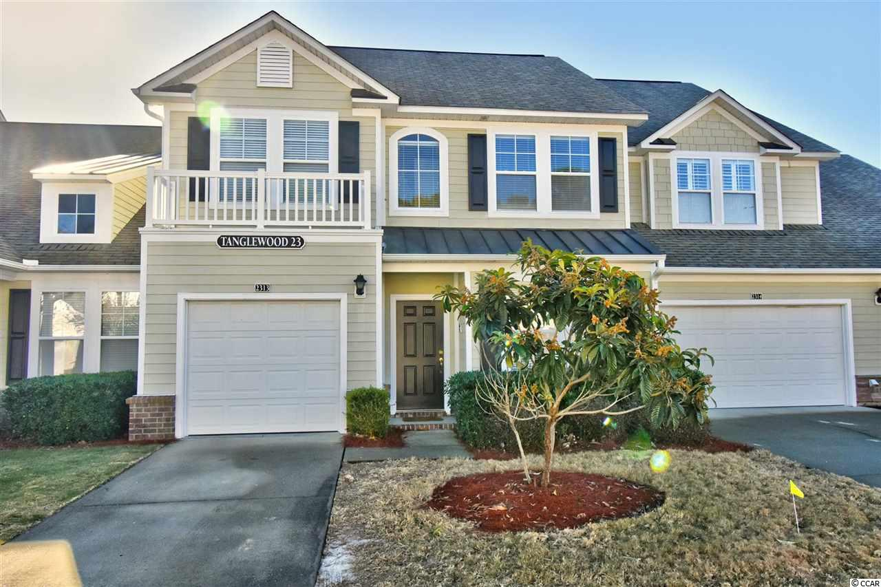 Townhouse MLS:1800724 TANGLEWOOD AT BAREFOOT RESORT  6095 Catalina Dr. North Myrtle Beach SC