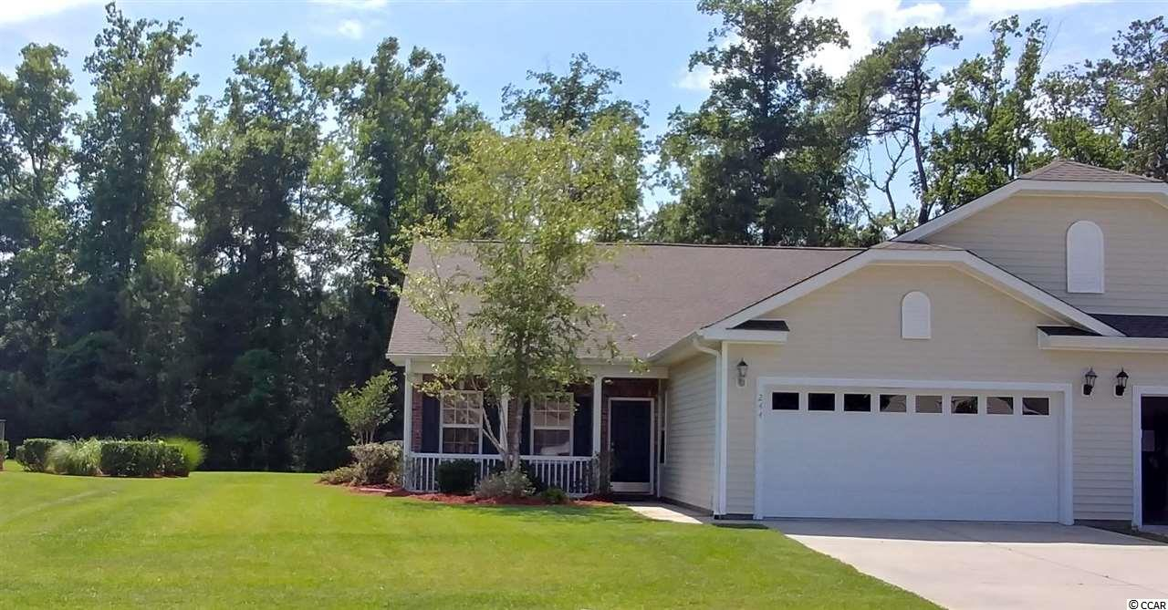 Patio Home for Sale at 244 Rose Water Loop 244 Rose Water Loop Myrtle Beach, South Carolina 29588 United States