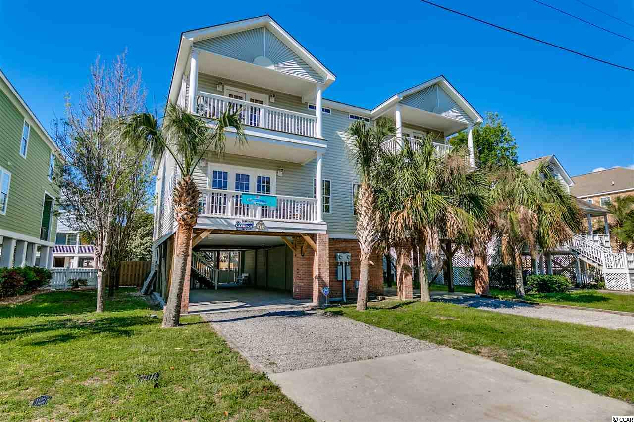 Single Family Home for Sale at 217A S 15th Avenue 217A S 15th Avenue Surfside Beach, South Carolina 29575 United States