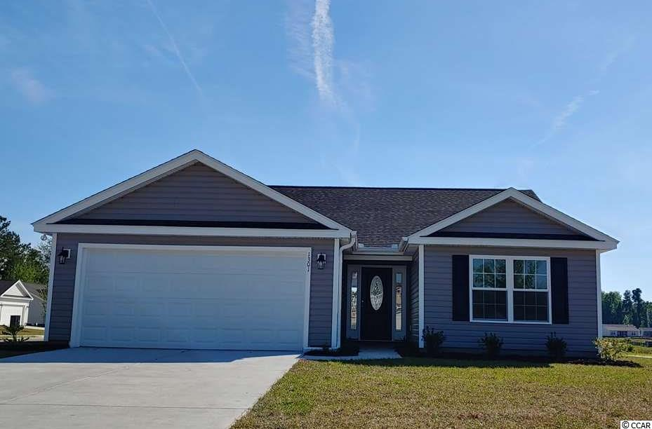 Detached MLS:1800843   1301 Teal Ct. Conway SC
