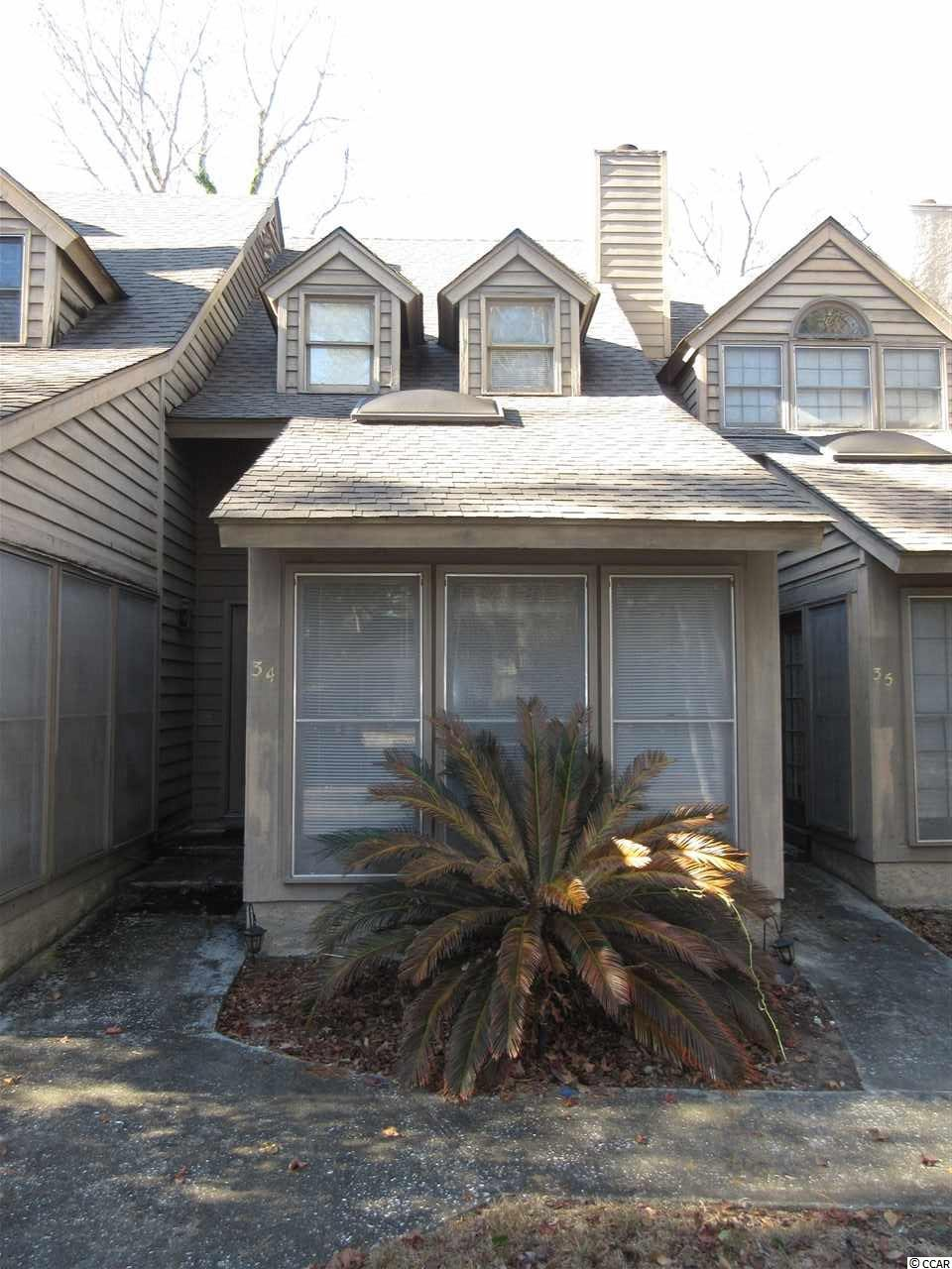 Townhouse MLS:1800897 WAYSIDE FOR  4920 First Avenue Murrells Inlet SC